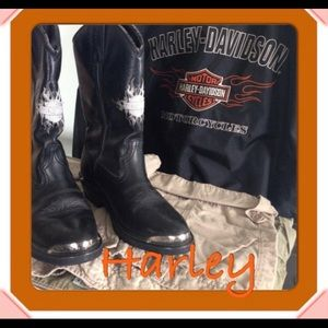 Women's Harley Davidson 7.5
